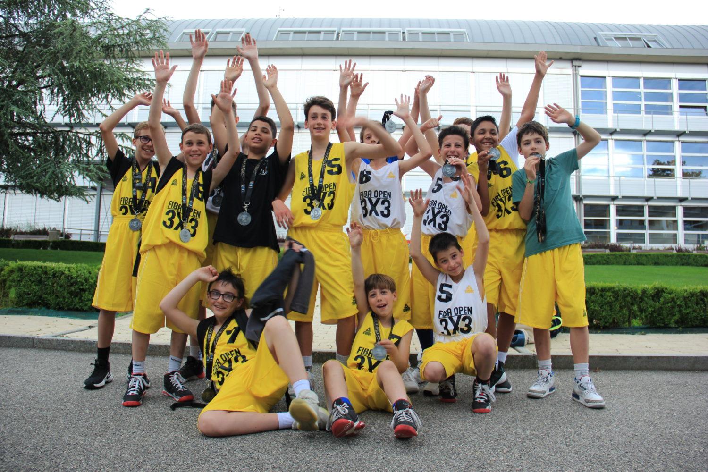 Le GB38 présent au tournoi FIBA 3×3 de Genève