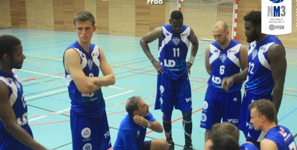 Prochain match NM3 : Sanary Basket / GB38 le 21/09